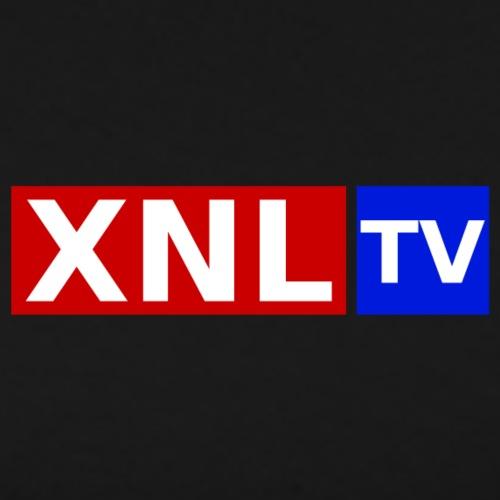 XNL TV Large 3 Color CO png - Men's Premium T-Shirt
