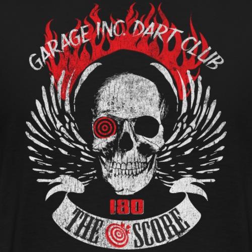 Dart Club Garage The Score 180