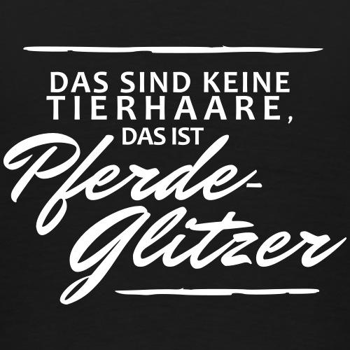 Pferdeglitzer 01 - Männer Premium T-Shirt