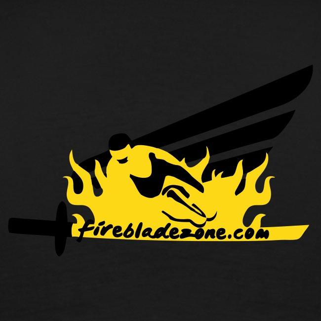 T-shirt - Logo Fireblade Zone - Coloris au choix
