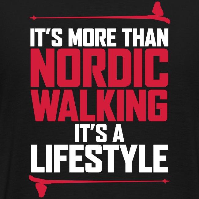 It's more than Nordic Walking