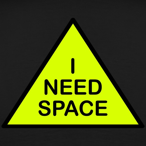 I need space attention triangle