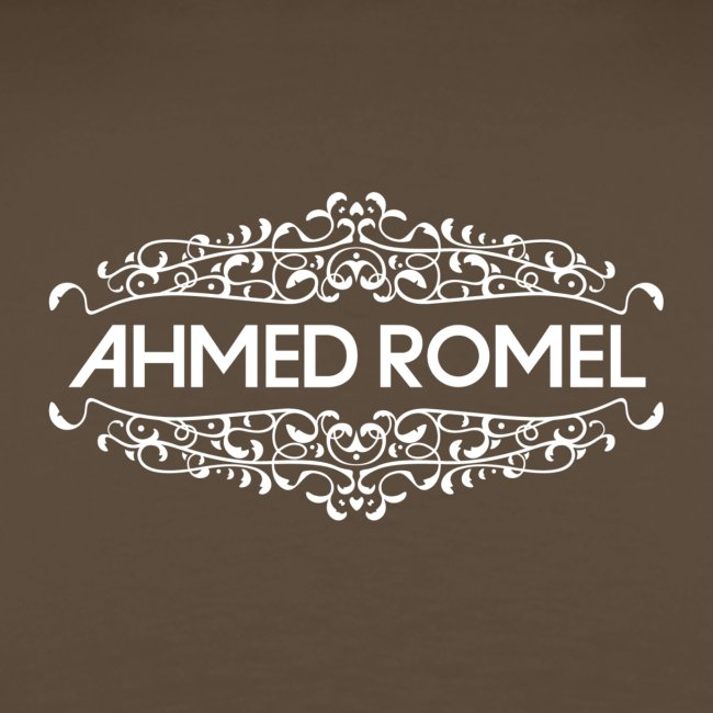 AR logo full white png
