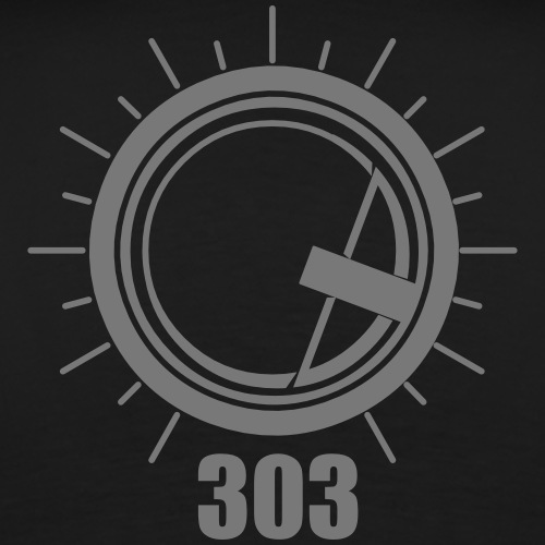 Push the 303 - Men's Premium T-Shirt