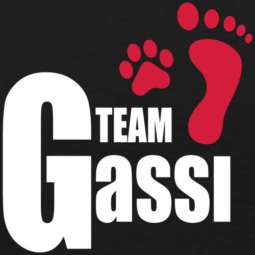 Team Gassi - Männer Premium T-Shirt