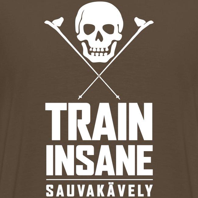 Sauvakävely - Skull t-shirt