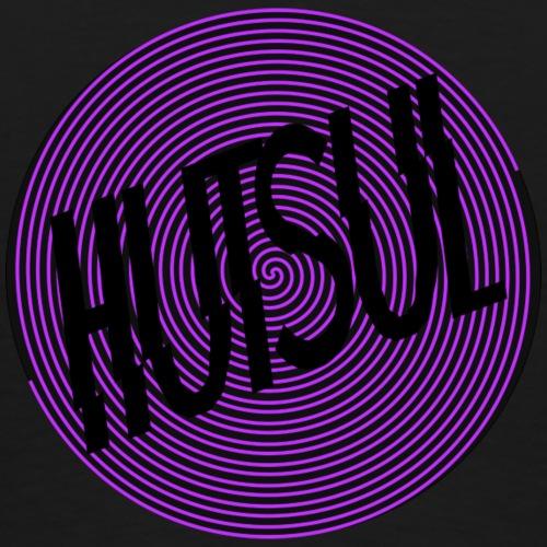 Hutsul Spiral Logo - T-shirt Premium Homme