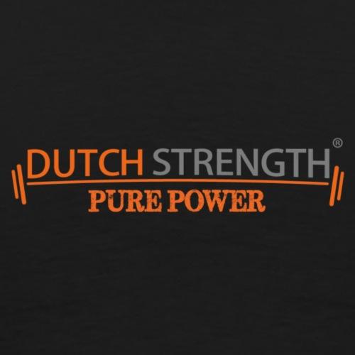 Dutch Strength - Mannen Premium T-shirt