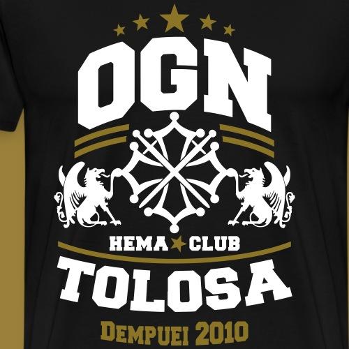 OGN college - T-shirt Premium Homme