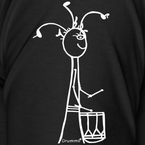 Drummlischwelger/in weiss