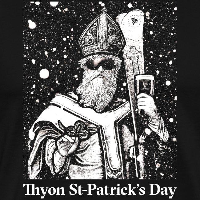 Thyon St-Patrick s Day - Thyon Irish Friends