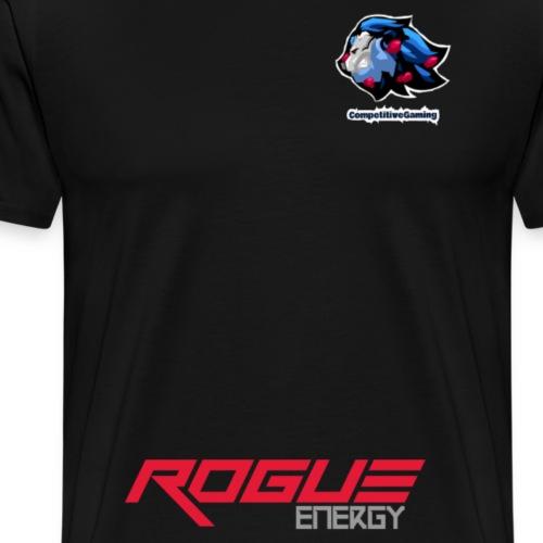 CG shirt met CG_A1den - Mannen Premium T-shirt