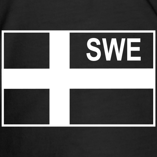 Swedish Tactical Flag (Neg) Sweden - Sverige - Premium-T-shirt herr