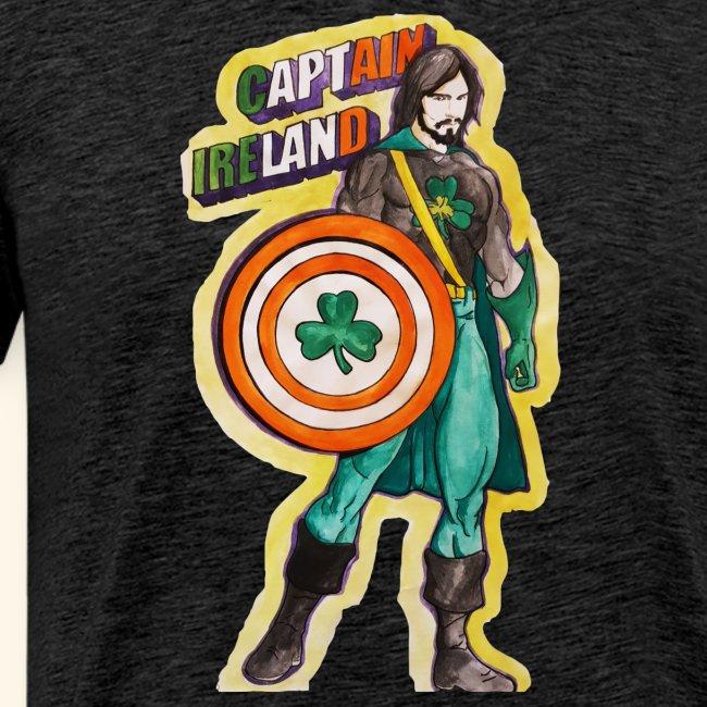 CAPTAIN IRELAND AYHT