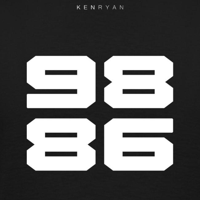 KR 98/86 white