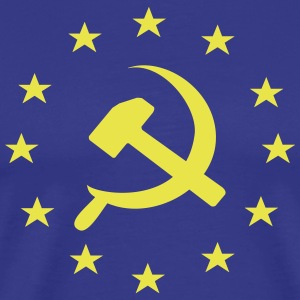 Socialist Communist Europe - Men's Premium T-Shirt