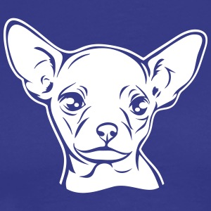 CHIHUAHUA PORTRAIT - Men's Premium T-Shirt