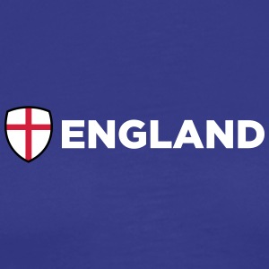 National Flag Of England - Men's Premium T-Shirt