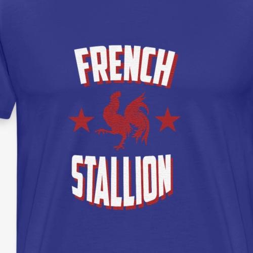 French Stallion - T-shirt Premium Homme