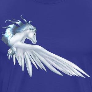 Pegasus 13 - Premium-T-shirt herr