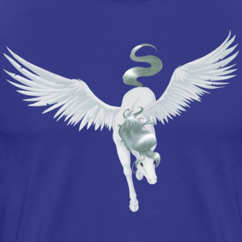 Pegasus 15 - Premium-T-shirt herr