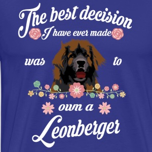 Leonberger - Men's Premium T-Shirt