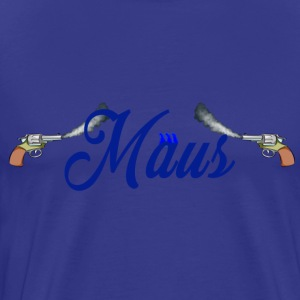 Waterpistol Sweater by MAUS - Mannen Premium T-shirt