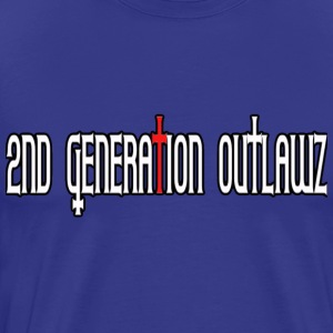 2nd Generation Outlawz / 2go - Männer Premium T-Shirt