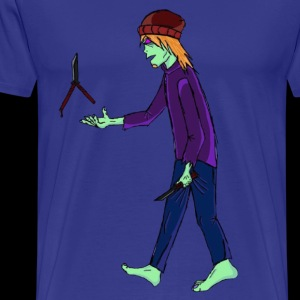 FLIP AGAIN - T-shirt Premium Homme
