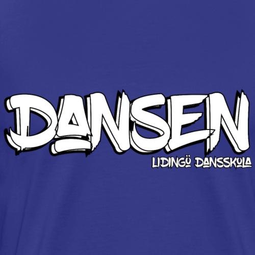 LidingoeDansen - Premium-T-shirt herr