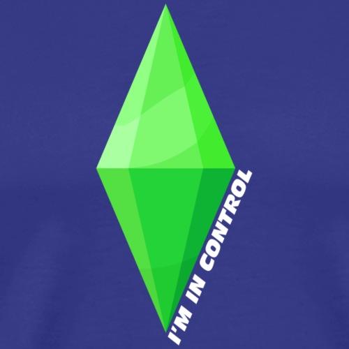 The Sims - I'm in control - Men's Premium T-Shirt