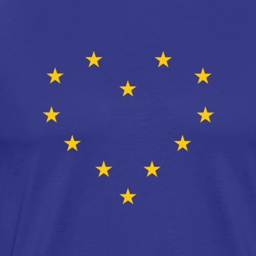 I love Europe - Men's Premium T-Shirt