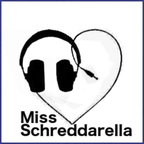 miss schreddarella logo - Männer Premium T-Shirt