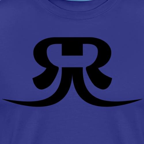 Back RR - Camiseta premium hombre