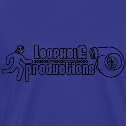 Loophole Productions Edition 1 - Männer Premium T-Shirt