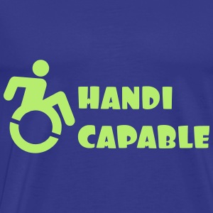 Capable - Mannen Premium T-shirt
