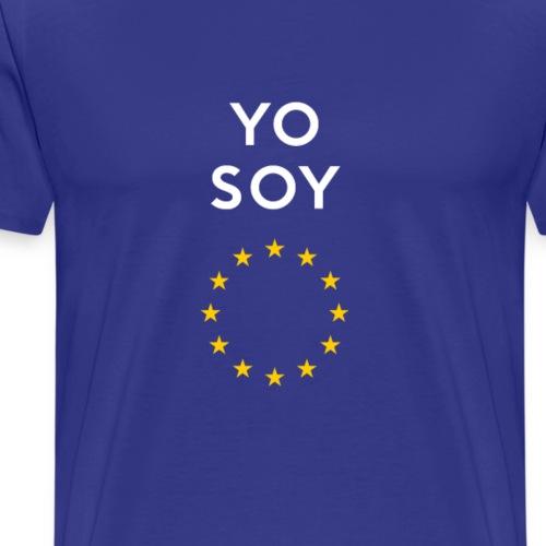 Yo Soy Europe - Men's Premium T-Shirt