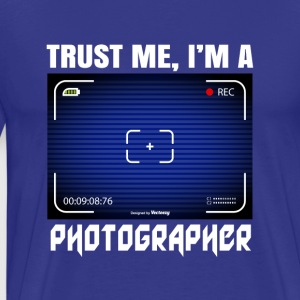 video camera - Men's Premium T-Shirt