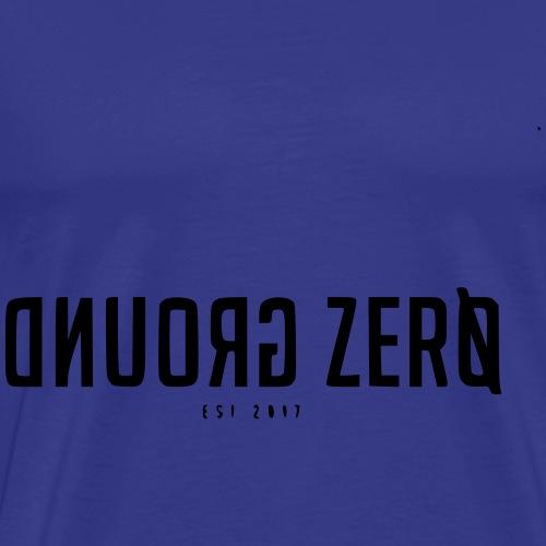 Oldschool Logo - Männer Premium T-Shirt