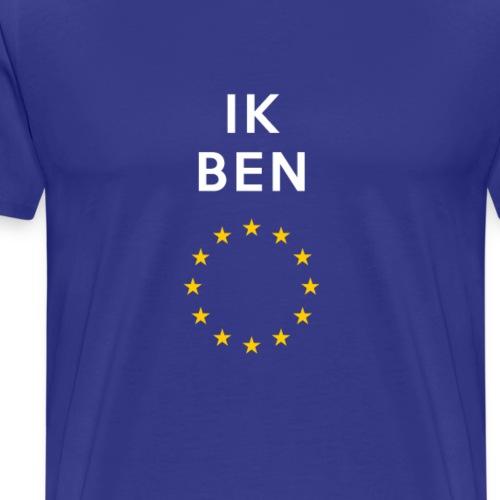 Ik Ben Europe - Men's Premium T-Shirt