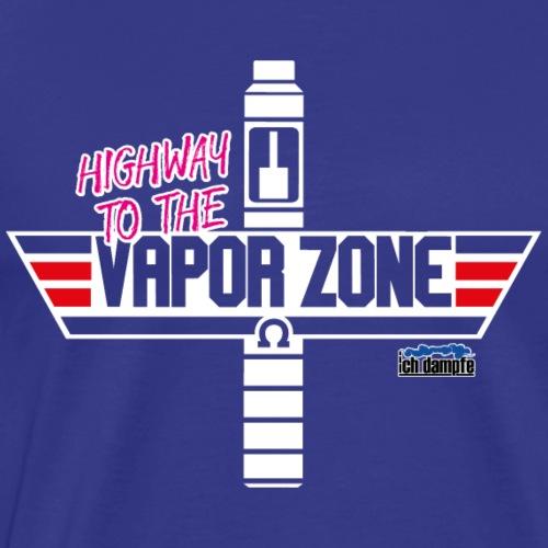 Vapor Zone - Männer Premium T-Shirt