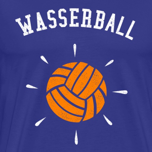 Wasserball - Männer Premium T-Shirt