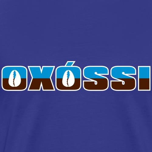 Oxossi nome Ochosi 02 - Mannen Premium T-shirt