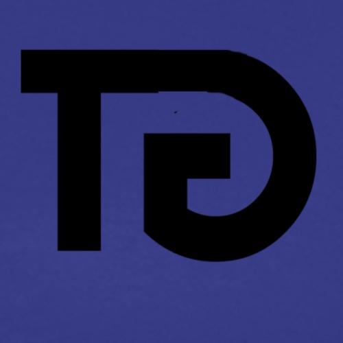 TuTo Merch schwarz - Männer Premium T-Shirt