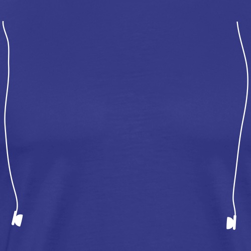 Oordopjes - Earplugs - Mannen Premium T-shirt