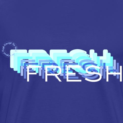 Fresh with a French Touch - T-shirt Premium Homme