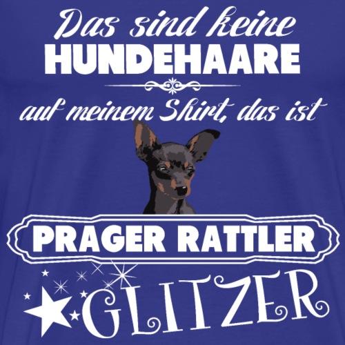 PRAGER RATTLER Glitzer - Männer Premium T-Shirt