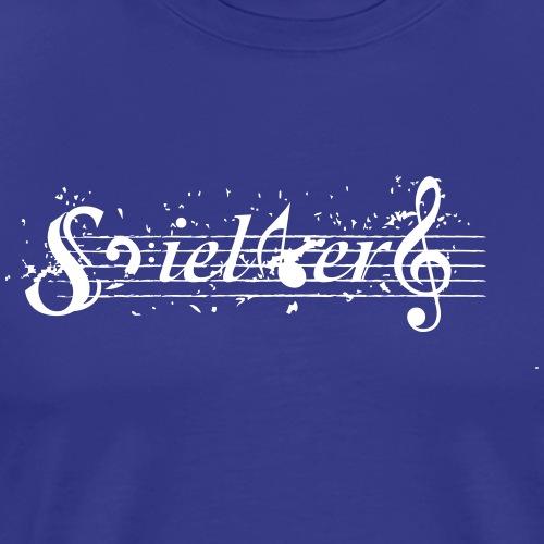 Spielberg Musik - Männer Premium T-Shirt