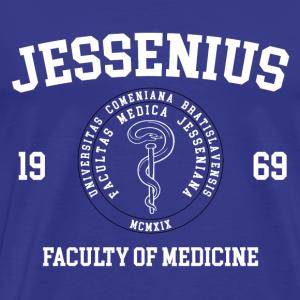 Jessenius Whitesnake 1969 - Men's Premium T-Shirt