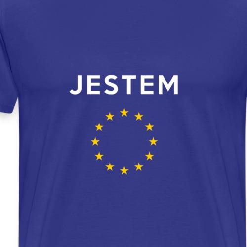 Jestem Europe - Men's Premium T-Shirt